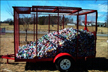 Iredell County's Can Trailer