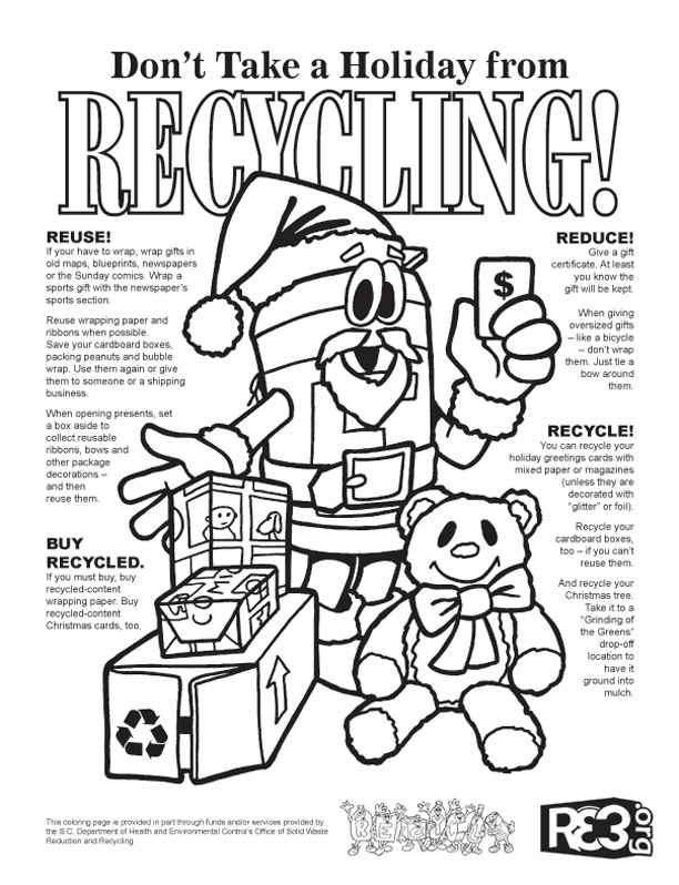 Holiday Crafts With The Recycle Guys